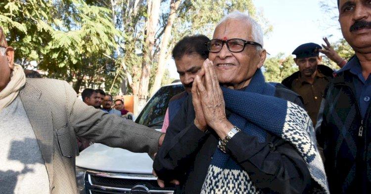 82 वर्षीय बिहार के पूर्व मुख्यमंत्री जगन्नाथ मिश्रा का निधन