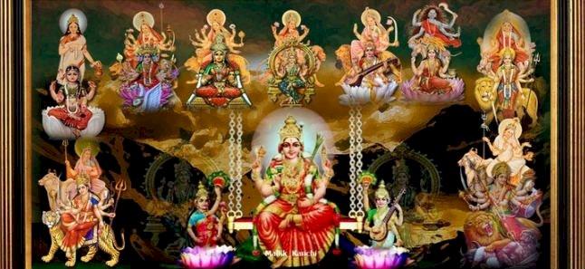 नवरात्र में कैसे करें नवदुर्गा का पूजन, किस मंत्र का करें जप?