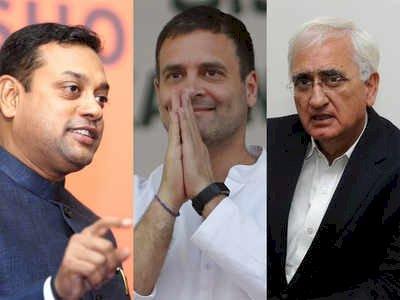 सलमान खुर्शीद के बयान पर बीजेपी ने ली चुटकी,कहा- नेता, नीति और नीयतविहीन है कांग्रेस