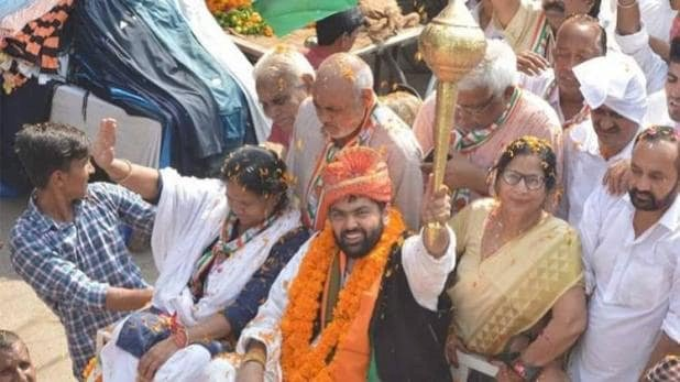 लालू यादव परिवार को मिली दोहरी खुशी,हरियाणा में दामाद चिरंजीवी राव, तो बिहार में आरजेडी के 2 उम्मीदवार चुनाव जीते