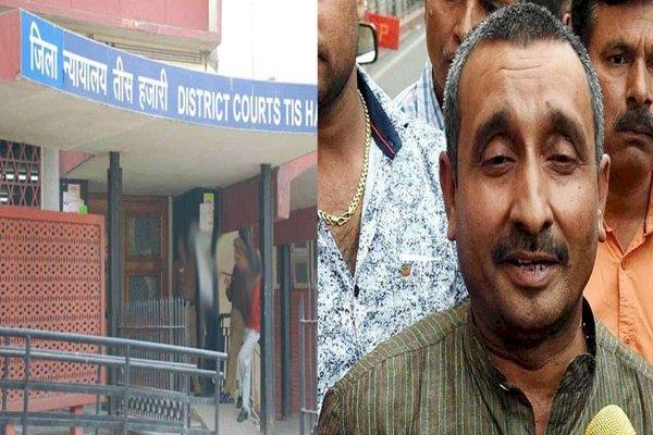 उन्नाव दुष्कर्म मामले में दोषी कुलदीप सेंगर को उम्र कैद, दिल्ली की तीस हजारी कोर्ट ने  सुनाई सजा, 25 लाख का जुर्माना भी लगाया