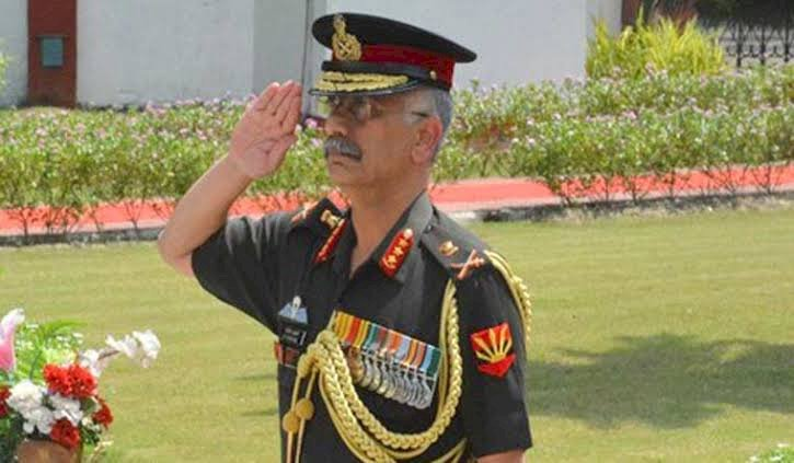देश के 28वें थल सेनाध्यक्ष बने मनोज मुकुंद नरवणे,CDS बिपिन रावत की मौजूदगी में संभाला सेना प्रमुख का कार्यभार