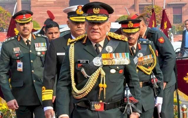 जनरल बिपिन रावत ने संभाला चीफ ऑफ डिफेंस स्टाफ का पद,तीनों सेना प्रमुखों से की मुलाकात,सरकार और सेना के बीच स्थापित करेंगे समनवय