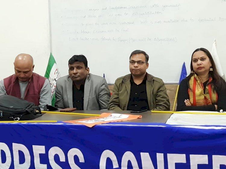 दिल्ली के किरोड़ीमल कॉलेज में 16-17 फरवरी को होगा द्वितीय दलित साहित्य महोत्सव का आयोजन, देशभर के बुद्धिजीवी होंगे शामिल,दलित-वंचित समुदायों में जागृति लाना है उद्देश्य