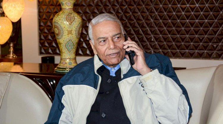 दिल्ली में बीजेपी की हार पर पूर्व केंद्रीय मंत्री यशवंत सिन्हा का तंज,कहा-''मेरी पुरानी पार्टी को शुभकामनाएं,उन्होंने अपनी टैली को दोगुना से अधिक कर दिया,शानदार प्रदर्शन''