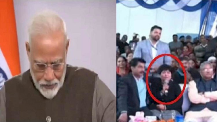 Corona का कहर : प्रधानमंत्री नरेंद्र मोदी ने देशवासियों को दी नसीहत,कहा- अफवाह पर नहीं करें यकीन,शंका होने पर डॉक्टरों से लें परामर्श
